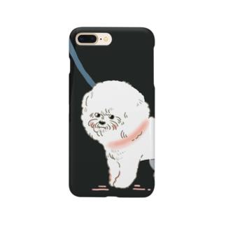 夜のビション Smartphone Case
