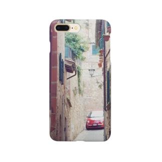 赤い車 Smartphone cases
