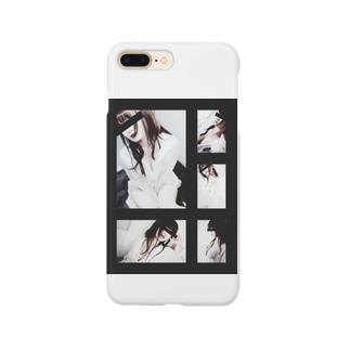 コンプラお姉さん Smartphone cases