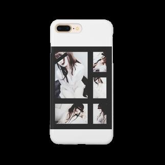 溶け眠るまゆちゃんの店のコンプラお姉さん Smartphone cases