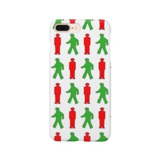 ★歩行者信号機★ Smartphone cases