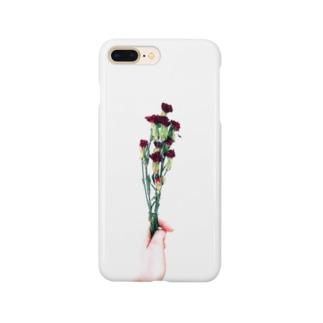 花は咲く Smartphone cases
