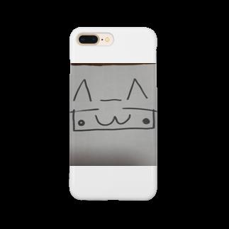 ハッピークローバー♪のゴロニャーちゃん Smartphone cases