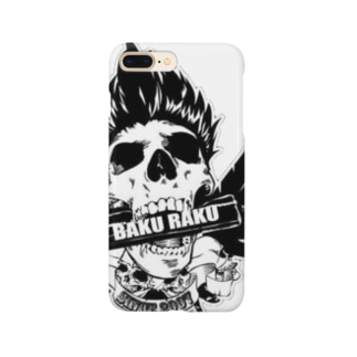 爆★楽 Smartphone cases