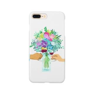 カンパイ Smartphone cases