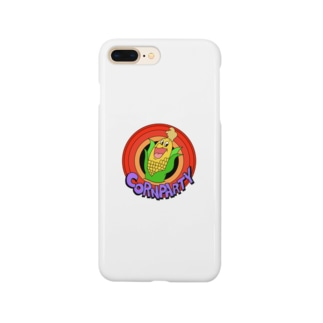 Angel】 🌽CORN PARTY🌽 Smartphone cases