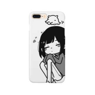 めんだこちゃ Smartphone cases