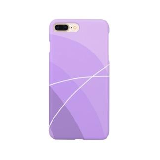カラーセラピーライン「introspection」 Smartphone cases