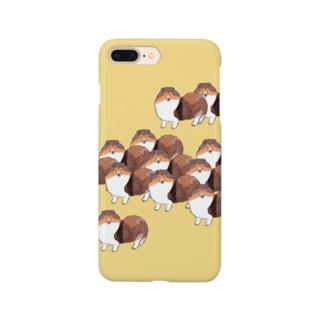 シェルティの大群 Smartphone Case