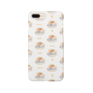 香港ミルクティー奶茶 Smartphone cases