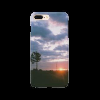 遠藤商店の日の出 Smartphone cases