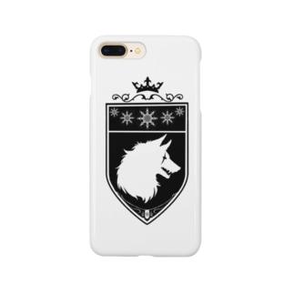 【雪狼組】スマホケース Smartphone Case