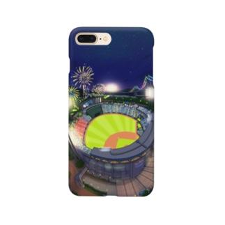 野球場へゆこう Smartphone cases