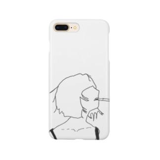 情緒不安定ガール Smartphone cases