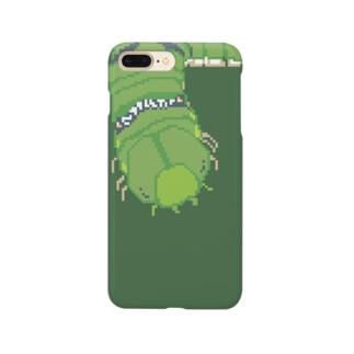 きゃたピラー Smartphone cases