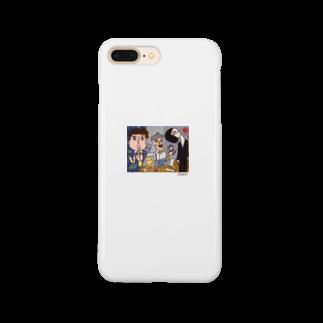 horinpicのピカソが描いたピカソ Smartphone cases