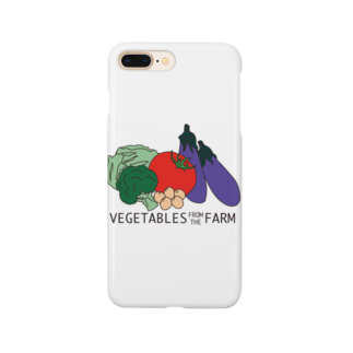 Midfield Designの農家さん Smartphone cases