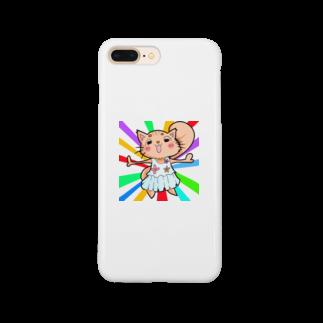 きりたんぽのアイドル猫 Smartphone cases