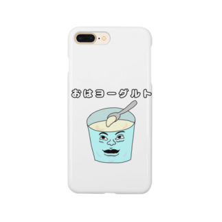 raraのおはヨーグルト Smartphone cases
