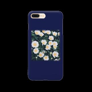 Passive Sundayのカモミール Smartphone cases