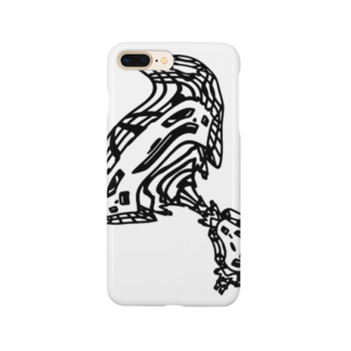 qethapethapのパルス Smartphone cases