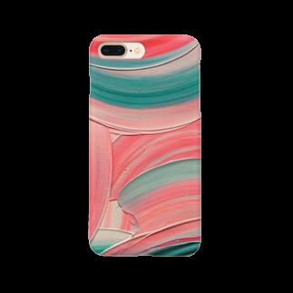 Yoshiki houseのCandy candy Smartphone cases