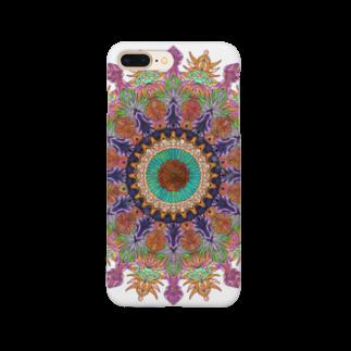 ひとつのアイリス Smartphone cases