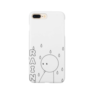 雨の日 Smartphone cases