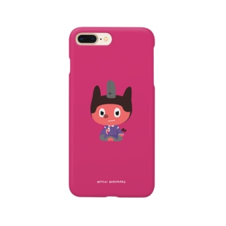 百人一鬼 スマホケース Smartphone cases