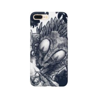 チュパカブラ・タートルカンパニー Smartphone cases