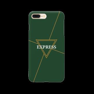 Japan-Joyful-Journeyの#22 「EXPRESS」 ~興部町~ Smartphone cases