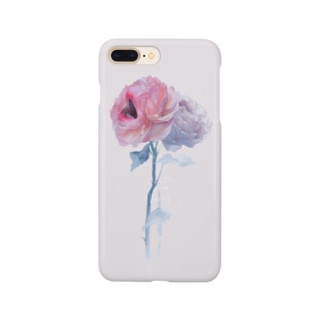 おくちばらちゃん Smartphone cases