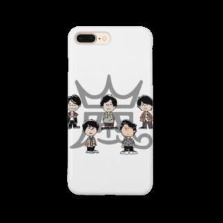 marin1208のスヌーピー風嵐 Smartphone cases