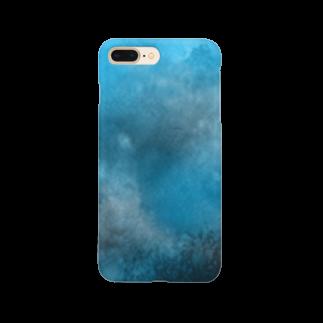 SANKAKU DESIGN STOREの深海で目を覚ます。 Smartphone cases
