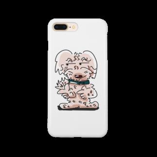 ばんやのワンズ① Smartphone cases