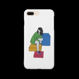 dolparchitectのカラフルナセカイ Smartphone cases