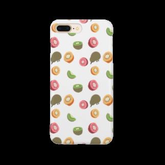 七階のキウイ Smartphone cases