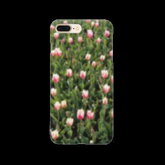 kanonのチューリップ Smartphone cases