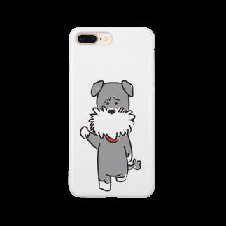 doggies freak from NSpetのおさんぽシュナウザー 【NSpet WSC】 Smartphone cases