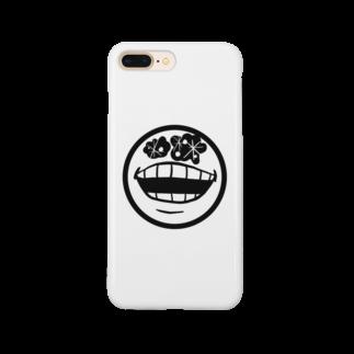 ぼんだぁの笑顔くん Smartphone cases