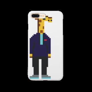 SATO12officialのキリンスーツ Smartphone cases