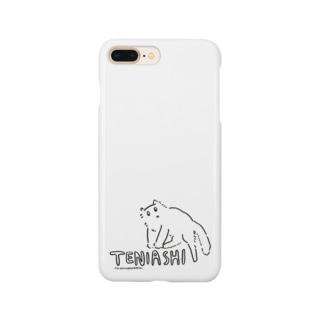 テニアシ Smartphone cases