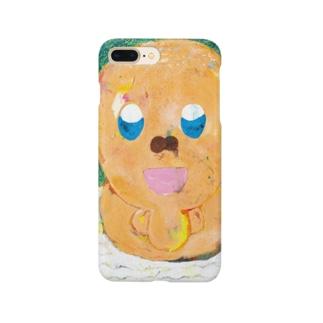 ちんあごおじさん Smartphone cases
