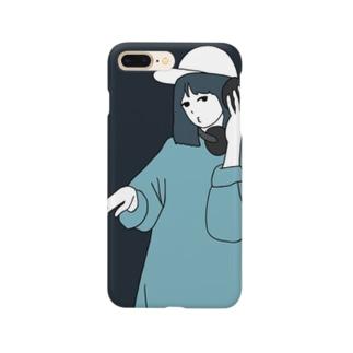 さかなも踊らす海底のDJ Smartphone cases