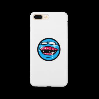 ぼんだぁのメガネくん Smartphone cases