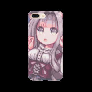 ゆぅのネコガール Smartphone cases