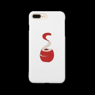 ネの林檎 Smartphone cases