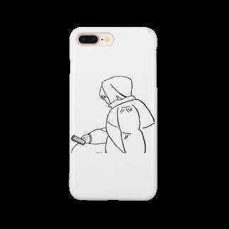 somari_99のそまり スマホケース Smartphone cases