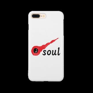 アメリカンベースの魂 soul Smartphone cases