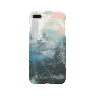 抽象画6 Smartphone cases